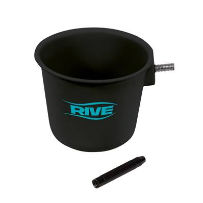 COUPELLE RIVE - 80X80 MM - 250ML<BR>(Ref. 810103)