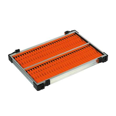 CASIER 30 MM + 60 PLIOIRS ORANGE 13 X 1.3 CM<BR>(Ref. 625120)
